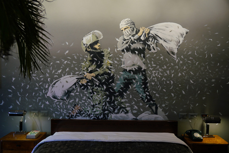 Bansky - Walled Off