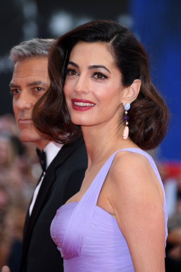 amal-clooney-red-carpet-lob-hair