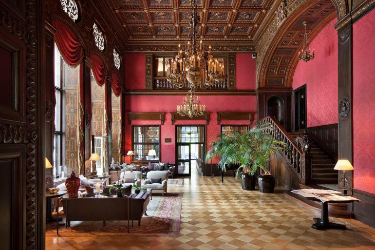 Patrick Hellman Schlosshotel