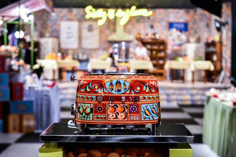 Dolce & Gabbana x Smeg
