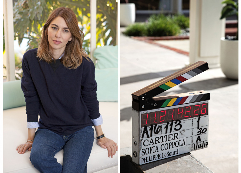 sofia coppola, cartier