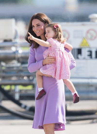 Kate Middleton, Prenses Charlotte