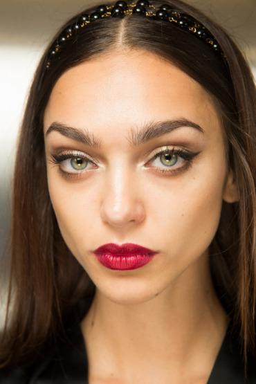 dolce-gabbana-beauty-brows-milano-fashion-week