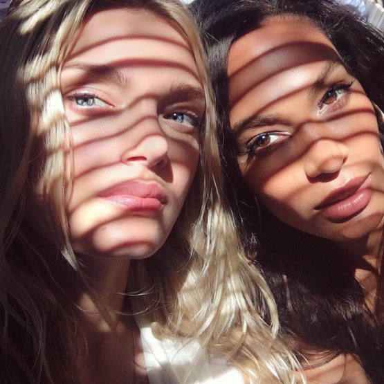 lily-donaldson-joan-smalls-beauty-anti-pollution-skin
