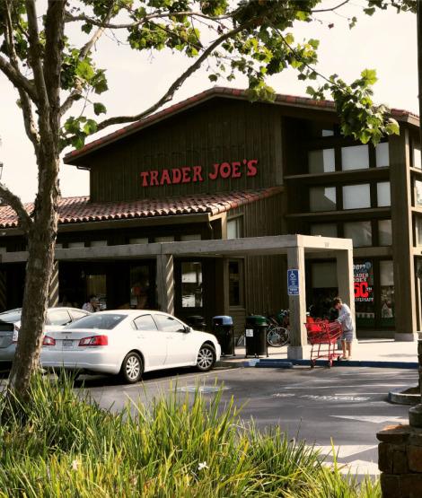 trader joe's, market, alışveriş