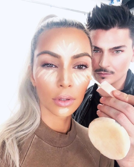 kim-kardashian-kkw-beauty-make-up-concealer-contour