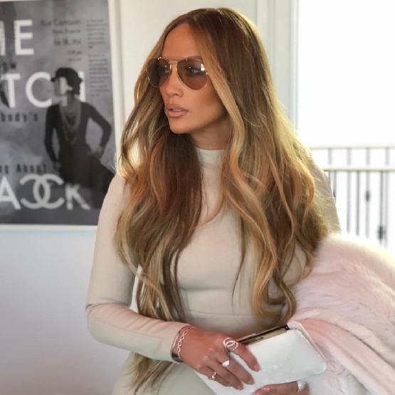 Jennifer Lopezin Gösterişli Rapunzel Saçları