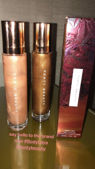 rihanna-fenty-beauty-body-shimmer-highlighter-glitter-body-lava-faity-bomb-powder-puff