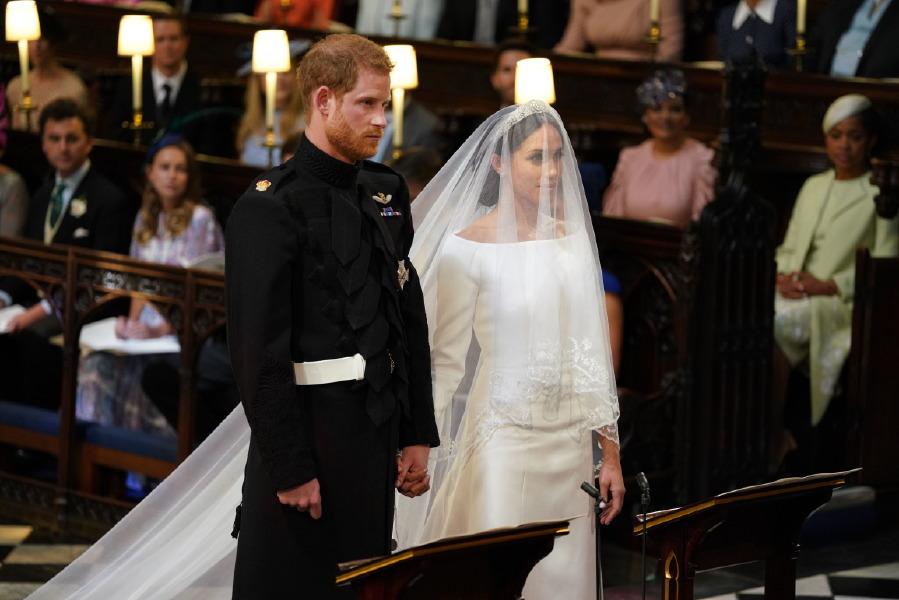 Prens Harry & Meghan Markle