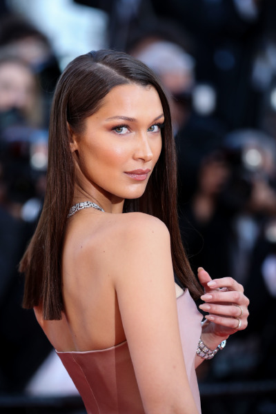 bella-hadid-cannes-2018-hair-straight-red-carpet-beauty