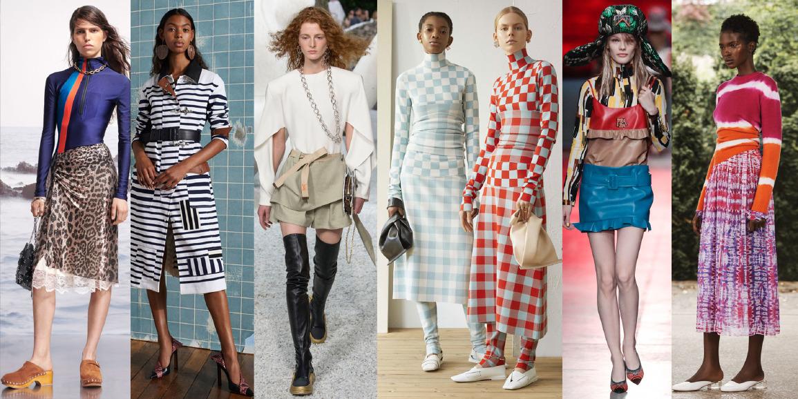 1e2160bac3332 Resort sezonu moda takvimi üzerinde en uzun ve en çeşitli defileleri  kapsar. Bazı markalar için, Sonbahar pistlerinde neler olup bittiğini  tekrarlamak için ...