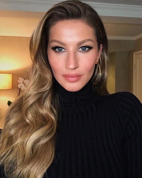 gisele-bündchen-makeup-jimmy-fallon-smokey-cat-eye-nude