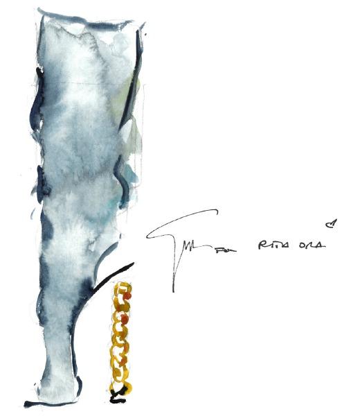Giusepper Zanotti, Rita Ora