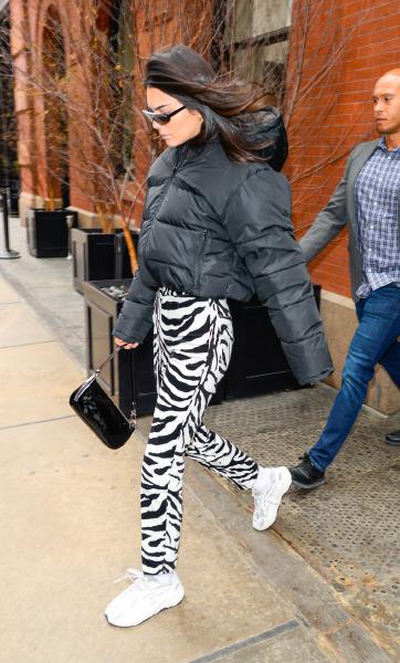 kendall jenner, trend, sokak stili