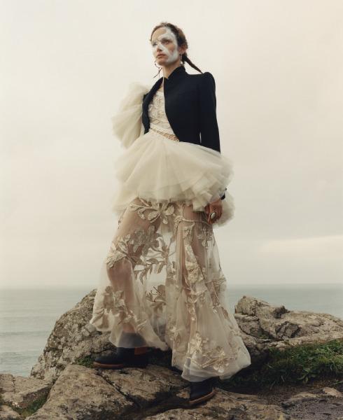 Alexander McQueen 2020 İlkbahar/Yaz