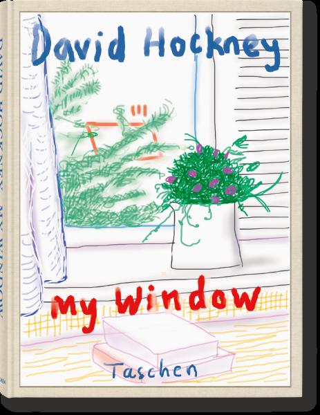 david,hockney,my,window